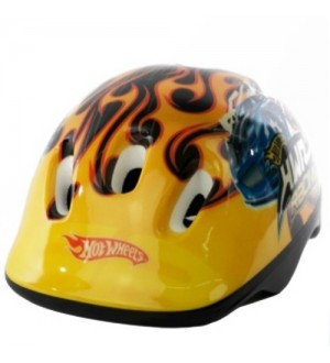 Capacete Infantil - Hot Wheels